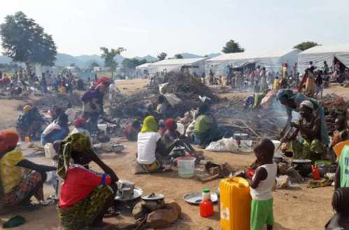 Famine in NW-SW may affect close to 500,000 displaced persons