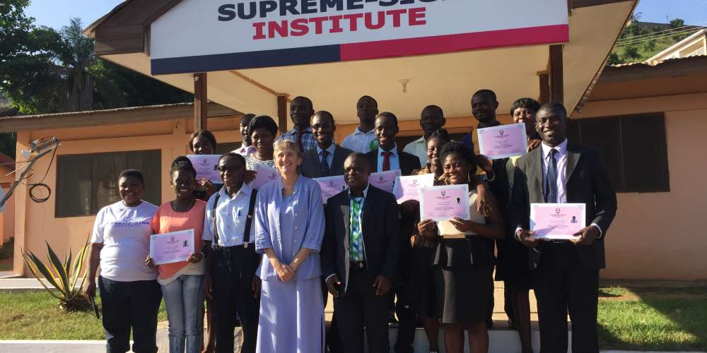 private Sign Language school in Accra