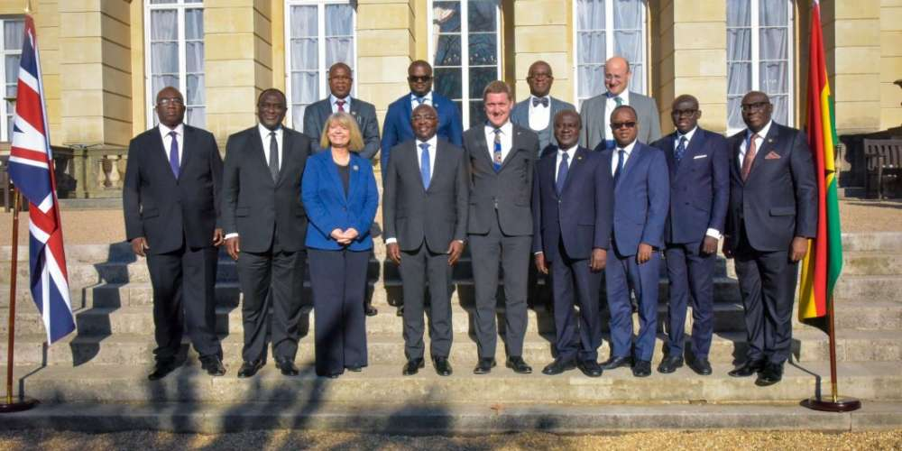 UK ready to increase investments in Ghana – Africa Minister
