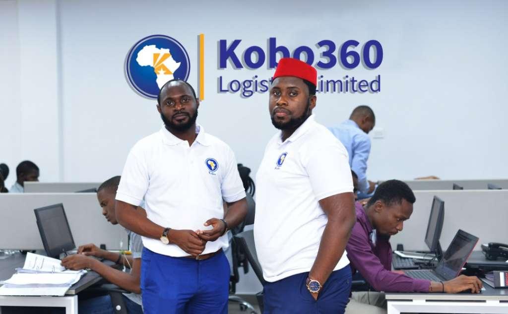 Ife Oyedele and Obi Ozor_Kobo360 Founders