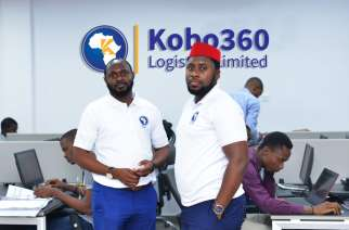 Ife Oyedele and Obi Ozor_Kobo360 Founders