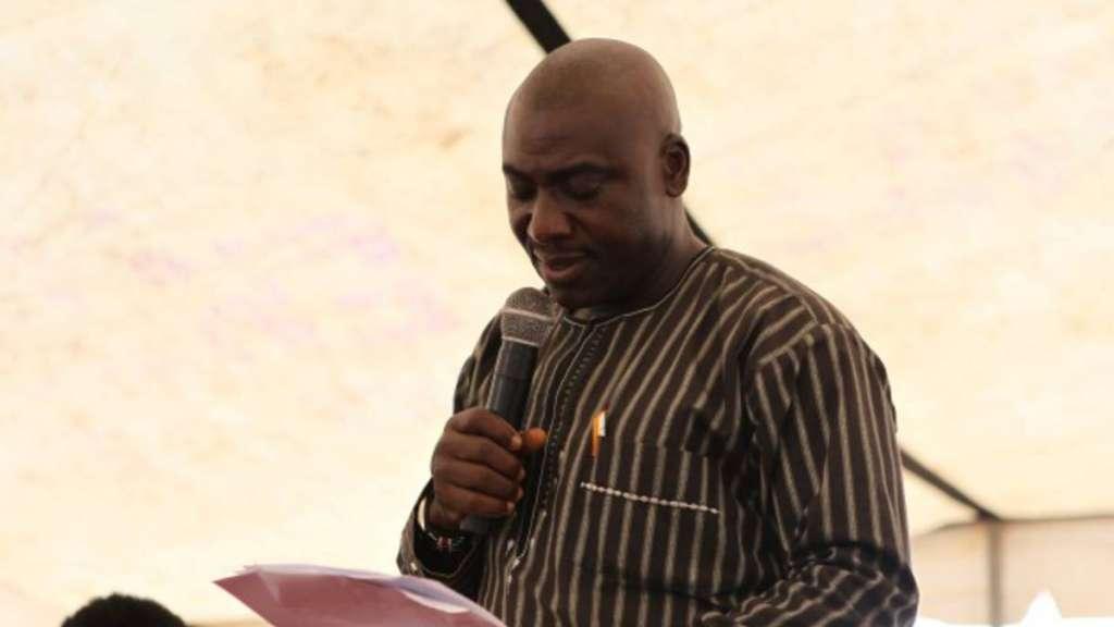 IPC Director, Lanre Arogundade