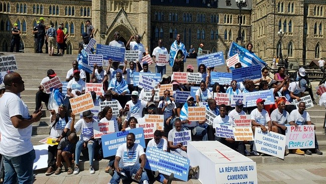 Southern Cameroons People's Conference to hold March 29,30 in Washington DC