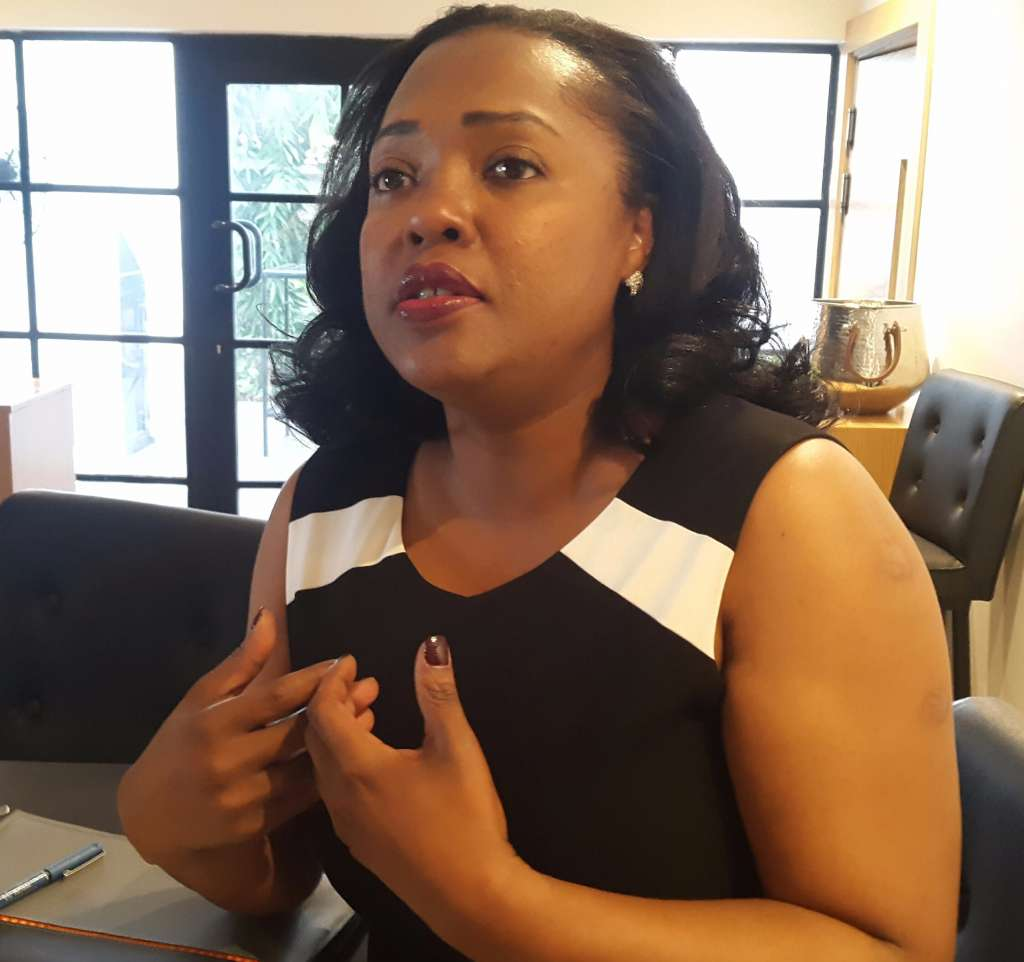 A rewarding experience so far at the IGD says Leila Ndiaye