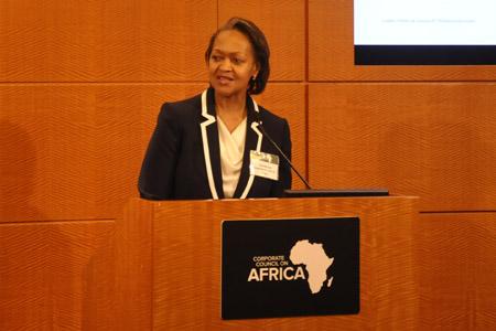 CCA President and CEO, Florizelle Liser