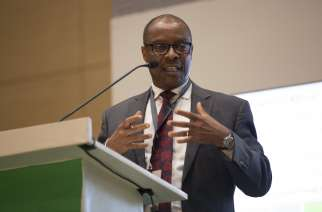 Professor Anthony Nyong