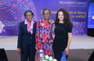 Africa in the Digital Era – Hype or Reality? Adebayo Adedeji Annual lecture