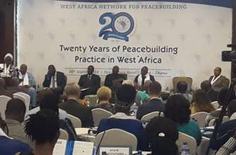 Invest In Peace Building – Ecowas Community Charged.