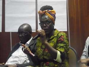 PELUM-ZWE Country Director; Getrude Pswarayi-Jabson
