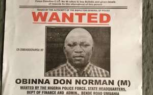 In December 2018, Norman was declared wanted for Cyber Stalking, Sedition and Posting of False Information