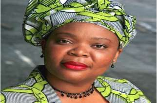 Leymah Gbowee. Picture by thenewslib.com