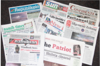 Namibia topples Ghana in 2019 press freedom Index