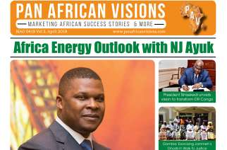 Pan African Vision News Magazine VOL 10 – April 2019