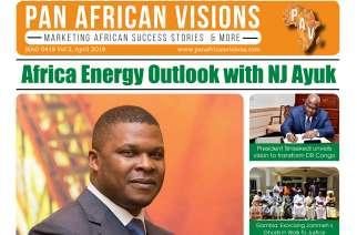 Pan African Vision News Magazine VOL 10 – April 2019