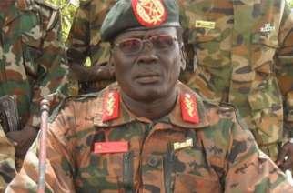 Gen. Peter Gatdet Yak