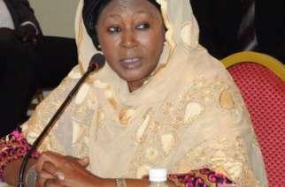 Former vice president of The Gambia, Aja Fatoumatta Jallow – Tambajang