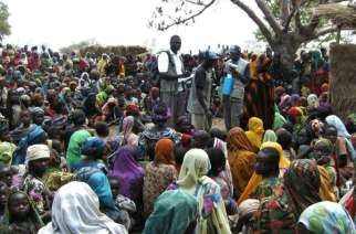 Thousands of Refugees are seeking refuge in Cameroon after fleeing attacks from Boko Haram