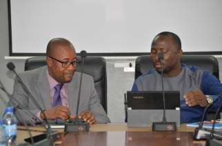 Sierra Leone:Minister Holds Engagements On The National Cyber Security Draft Statute