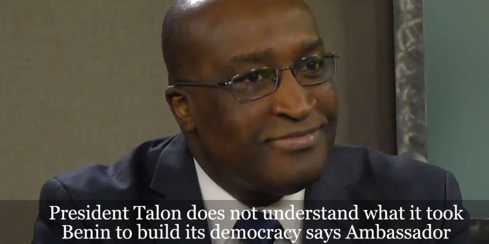 President Talon Does Not Understand The Historic Attachment of Benin To Democracy-Ambassador Omar Arouna