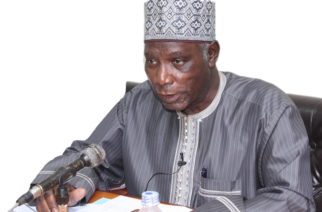 Alieu Momar Njai, Chairman of the Independent Electoral Commission