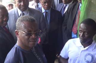 PM Dion Ngute said he will personally finance the activity of this ex-fighter when he is reintegrated into the society