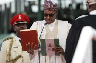 Nigeria: Muhammadu Buhari sworn in for second term