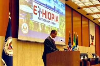 Ethiopia is opened for business; Ambassador Fitsum Arega