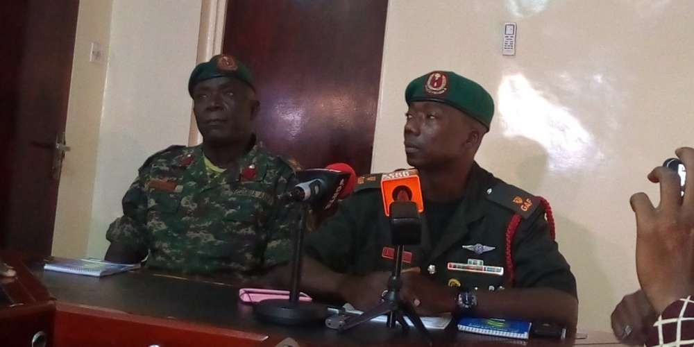 Gambia: Army to Embark on $125m farming project