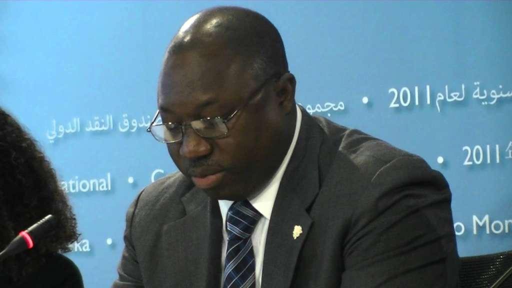 Finance Minister of The Gambia, Mambury Njie