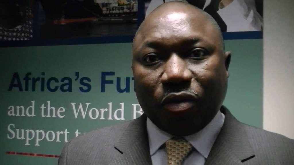 Mambury Njie, Minister of Finance and Economic Affairs