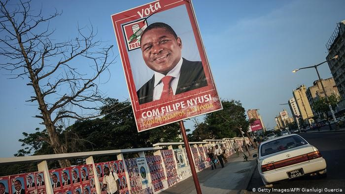 Filipe Nyusi proclaimed Frelimo presidential candidate for the 2019 elections