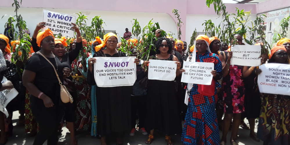 Cameroon: Women Suppurate over killings in NW/SWRs
