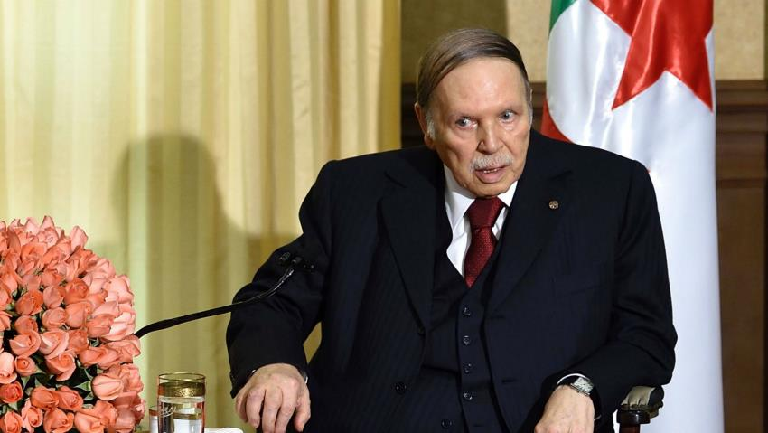 Ailing Algerian leader Abdelaziz Bouteflika was forced out as well