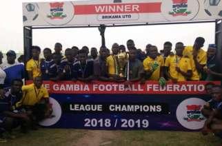 Gambia: Brikama UTD Wins Second Domestic League, Real Bites Thump