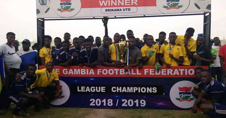 Gambia: Brikama UTD Wins Second Domestic League, Real Bites Thump