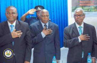Sierra Leone:Former APC Big Guns to appear in the ongoing commissions of inquiry