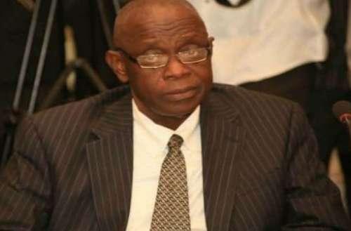 Dr Amadou Sanneh