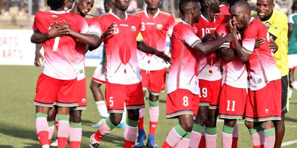 Migne names final squad for AFCON