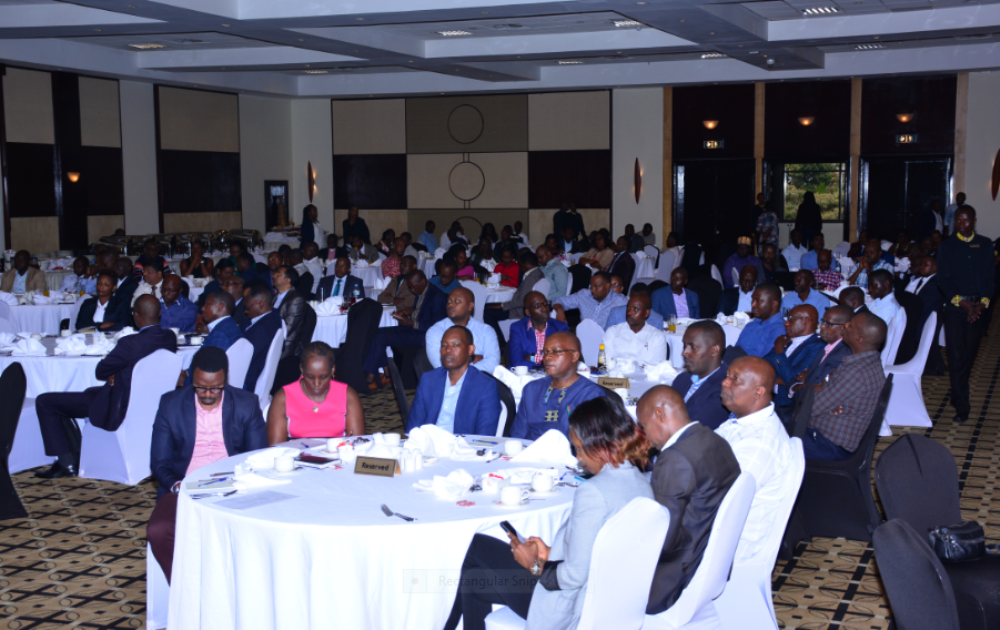 Investors gather at the Kigali Investors Forum on Tuesday. Photo courtesy.jpg