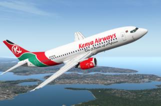 Kenya airways launch flights to Geneva, Rome