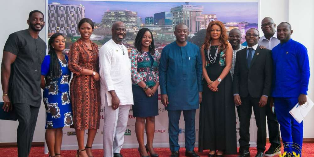 Ghana:Year of Return: Come, explore and participate – Minister to Diasporans