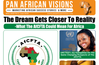 Pan African Vision News Magazine, Edition 12 – June 2019