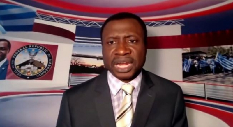 Ambazonia Interim Government Communications Secretary Chris Anu