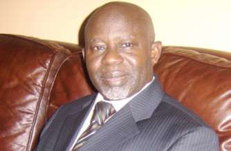 Lawyer Ousainou Darboe