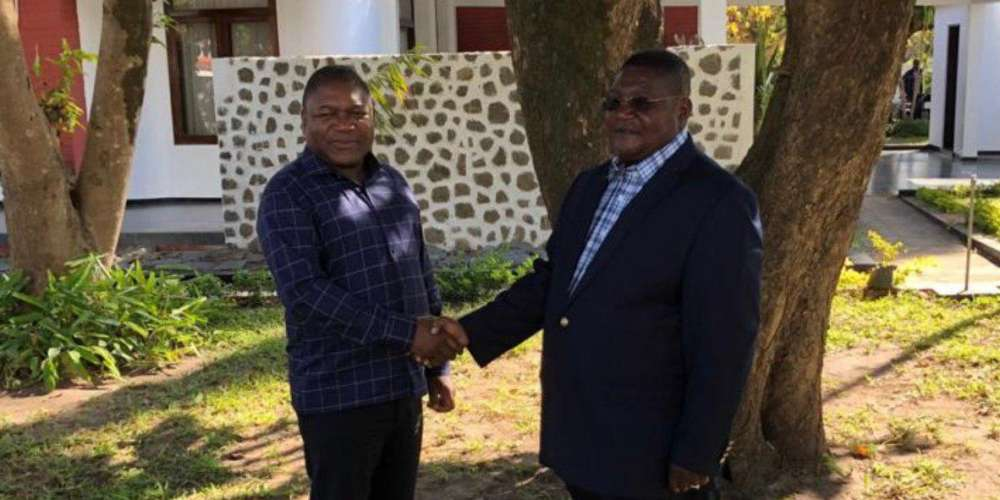 Mozambique: Nyusi and Momade To sign Peace Agreement In August