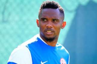 Cameroonian Samuel Eto'o is arguably the best and most achieved African Player of all time
