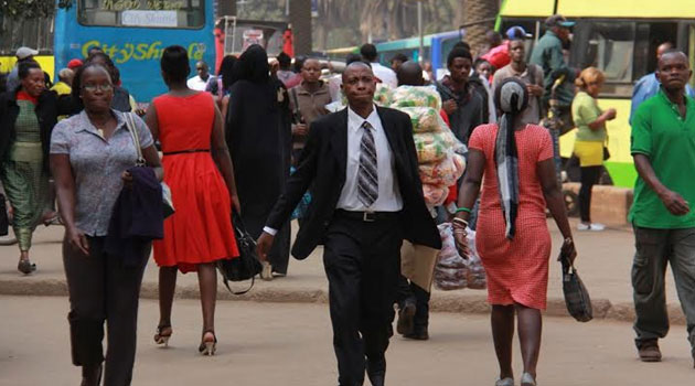 Kenyans believe the country headed in wrong direction