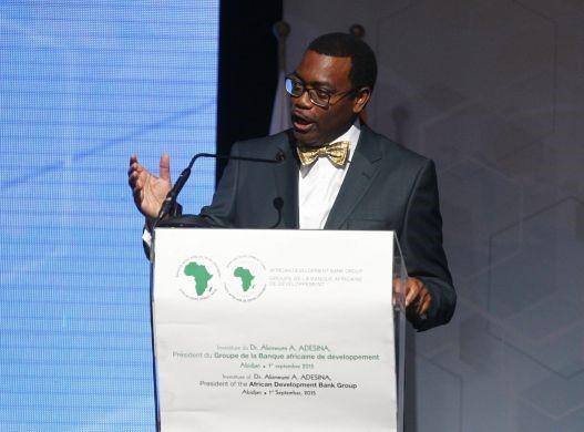 Akinwumi Adesina, African Development Bank president