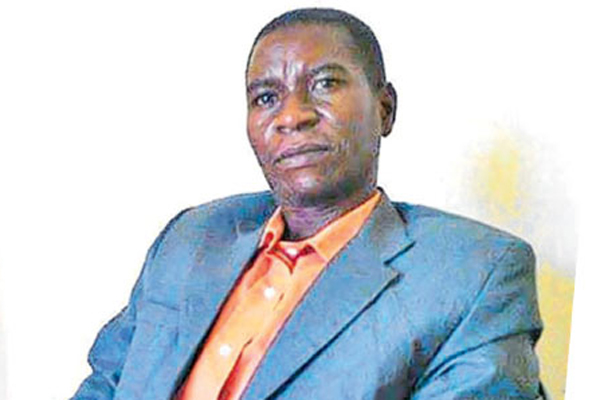 Journalist Azory Gwanda who has been missing for about two years. PHOTO   THE CITIZEN   NMG