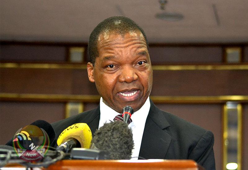 Reserve Bank Governor John Mangudya
